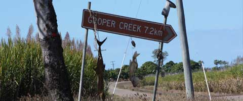 Gallery Groper Creek Caravn Park Home Hill Qld
